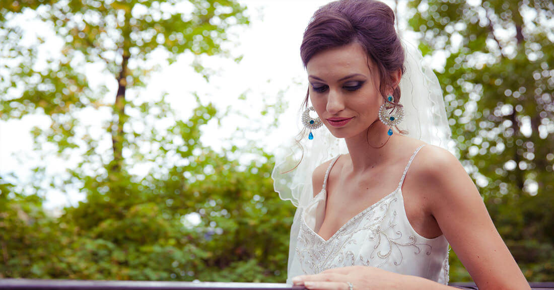 Look amazing in your wedding photographs