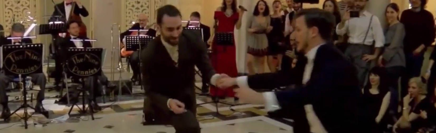 First Dance by a same sex couple