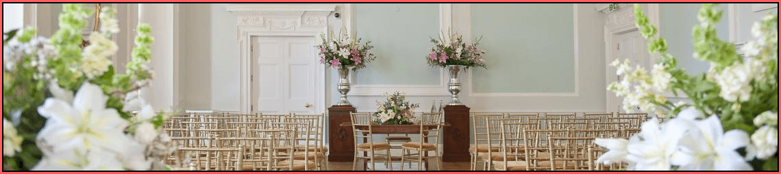 Civil Ceremony Location