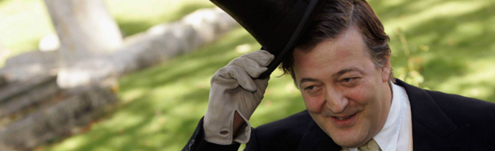 Stephen Fry explains Humanist Wedding Ceremonies