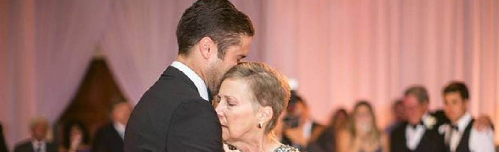 The Mother of the Groom, got her Final Wish before succumbing to cancer