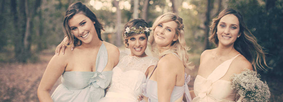 Three Bridesmaids