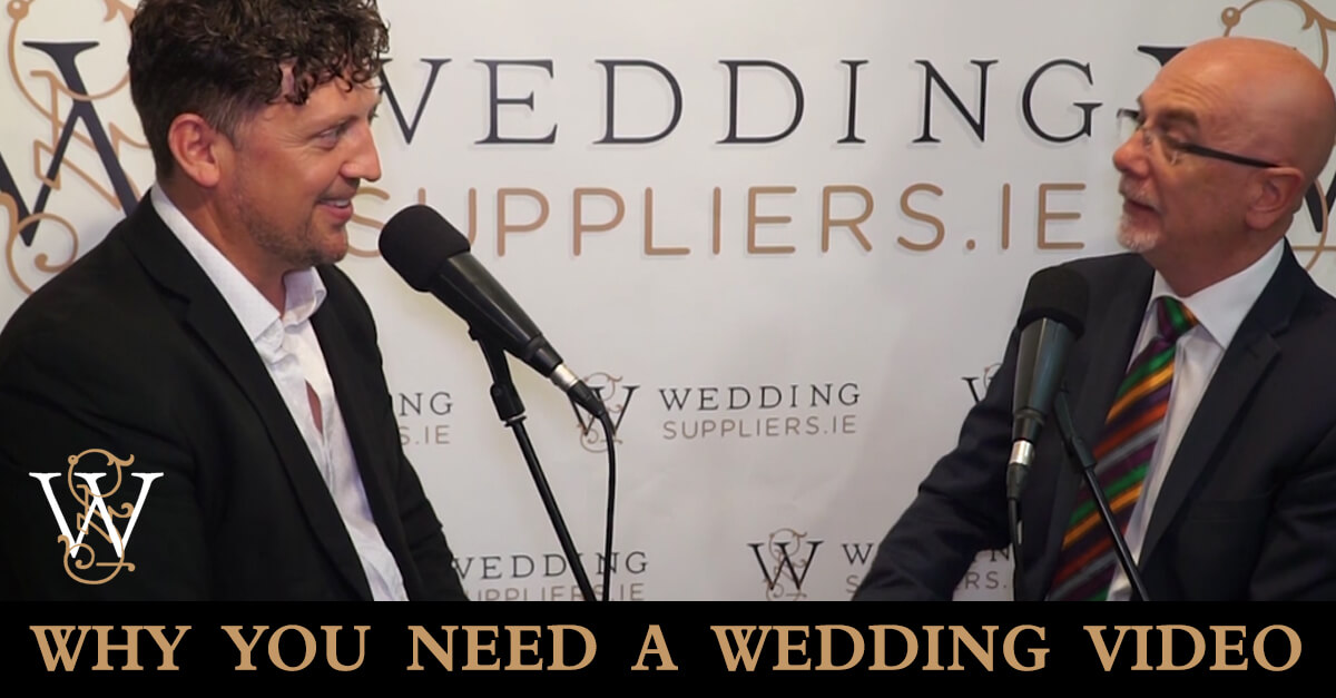 Why You Need A Wedding Video
