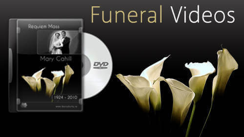 Funeral Videos by Gerry Duffy - Celebrate the Life of a Loved One