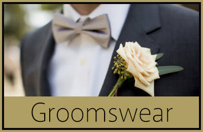Groomswear & Suit Hire, Mens Clothing