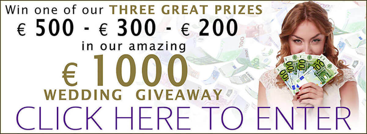 Enter Gerry's Competition & Win one of Three Great Prizes