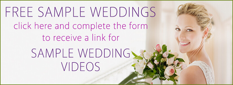 Free Wedding Sample DVD from Gerry Duffy
