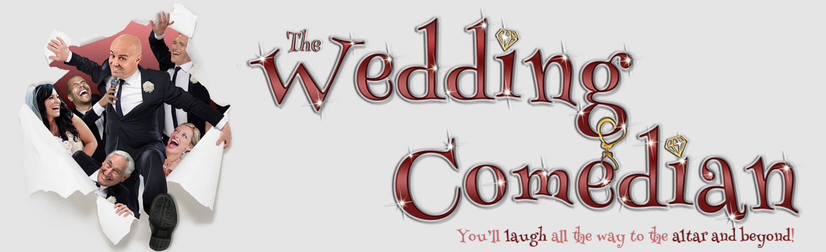 Fun and Laughter for Your Wedding Reception