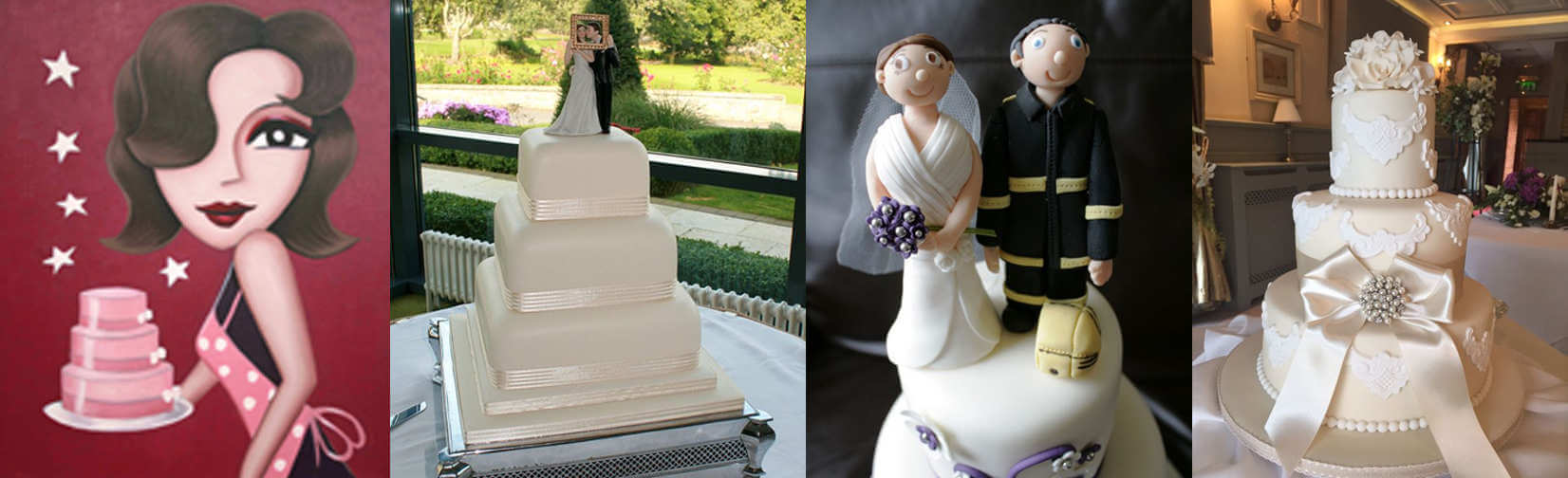 Heavenly Wedding Cakes