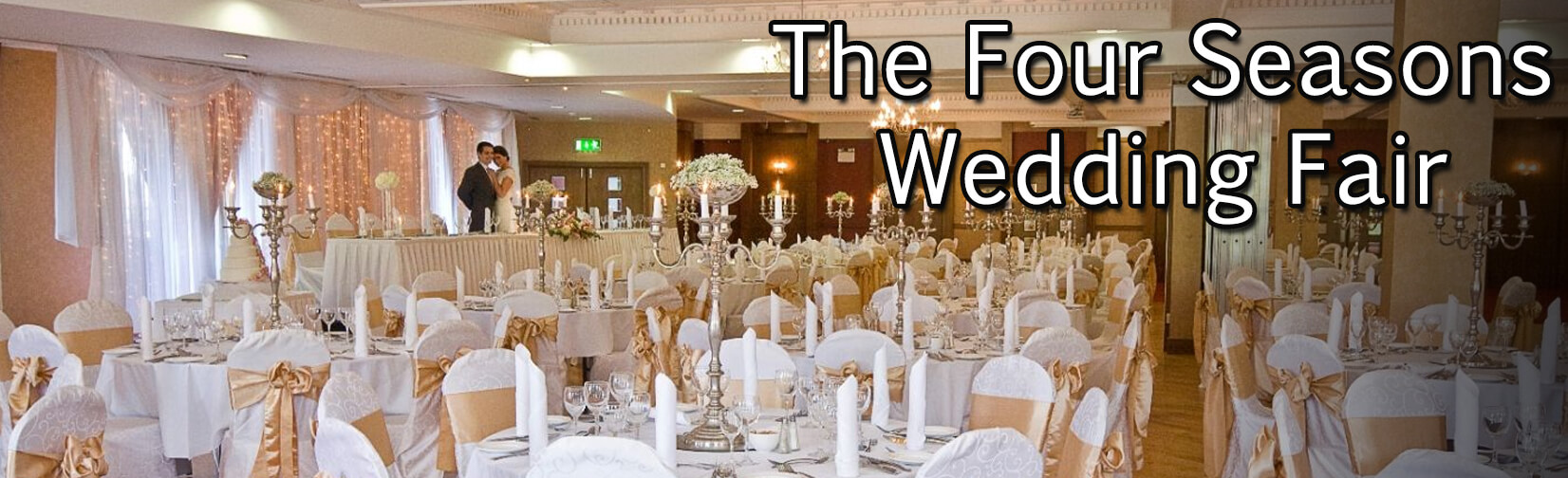 Wedding Fairs That Gerry Duffy Will Be Attending