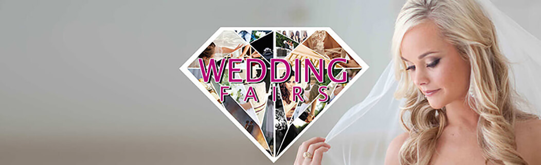 upcoming Wedding Fairs & Events Gerry will be attending